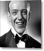 Fred Astaire, 1935 Metal Print by Everett