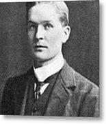 Frederick Soddy, English Radiochemist Metal Print