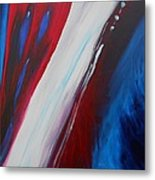 Freedom Of Abstraction Metal Print