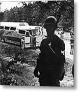 Freedom Riders, 1961 Metal Print