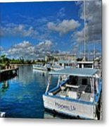 Freeport 001 Metal Print