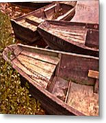 French Antiques Metal Print