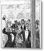 French Fair, 1889 Metal Print by Granger