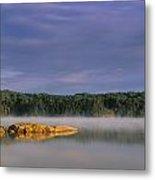 French Lake, Quetico Provincial Park Metal Print