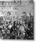 French Revolution, 1794 Metal Print