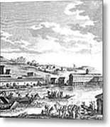 French Revolution: Vendee Metal Print