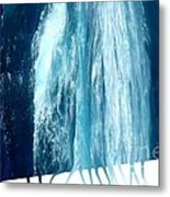 Fresh Water - Ile De La Reunion Metal Print