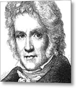 Friedrich Wilhelm Bessel Metal Print