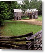 From Days Gone By Metal Print by Paul W Faust -  Impressions of Light