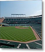 From Left Field Metal Print