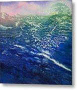 From Sea To Shining Sea Metal Print