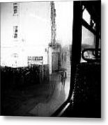 From The Bus Metal Print