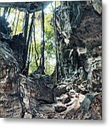 From The Cave Metal Print
