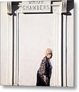 From The Chambers Metal Print