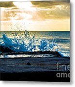 From The Heavens Metal Print