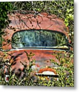 From The Past Metal Print