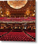 From The Stage Metal Print