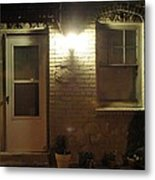Front Of The Home Front Metal Print
