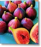 Fruit - Jersey Figs - Harvest Metal Print