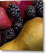 Fruit 2 Metal Print