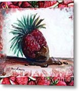 Fruit Fusion Metal Print by Shana Rowe Jackson