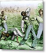 Fugitive Slave Law Metal Print