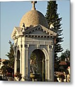 Fulford Fountain 2012 Metal Print