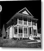 Full Moon Estate Metal Print