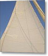 Full Sail Metal Print