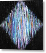 Full Spectrum Metal Print by Judy M Watts-Rohanna