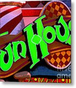 Funhouse Metal Print by Colleen Kammerer