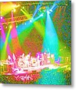 Furthur Channel Metal Print