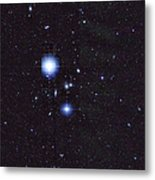 Galaxy Cluster Abell 1060, Infrared Metal Print
