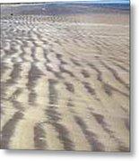 Galveston: Beach Metal Print