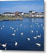 Galway, County Galway, Ireland Metal Print