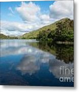 Galway Reflections Metal Print