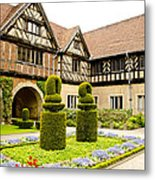 Gardens At Cecilienhof Palace Metal Print