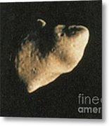 Gaspra, S-type Asteroid, 1991 Metal Print