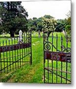Gates Of Heaven Metal Print