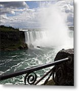 Gateway To Beauty Metal Print