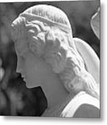 Gaze Of An Angel Metal Print