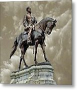 General Robert E. Lee Metal Print