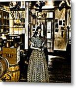 General Store Harpers Ferry Metal Print