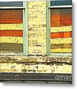 Geological Offices Metal Print