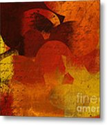 Geomix 05 - 02at02b Metal Print by Variance Collections