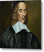 George Herbert (1593-1633) Metal Print