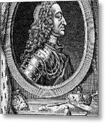 George II (1683-1760) Metal Print
