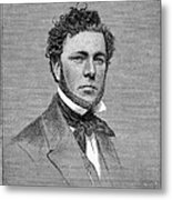 George Steers (1820-1856) Metal Print
