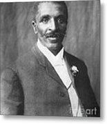 George W. Carver, African-american Metal Print