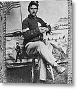 George W. Whitman Metal Print